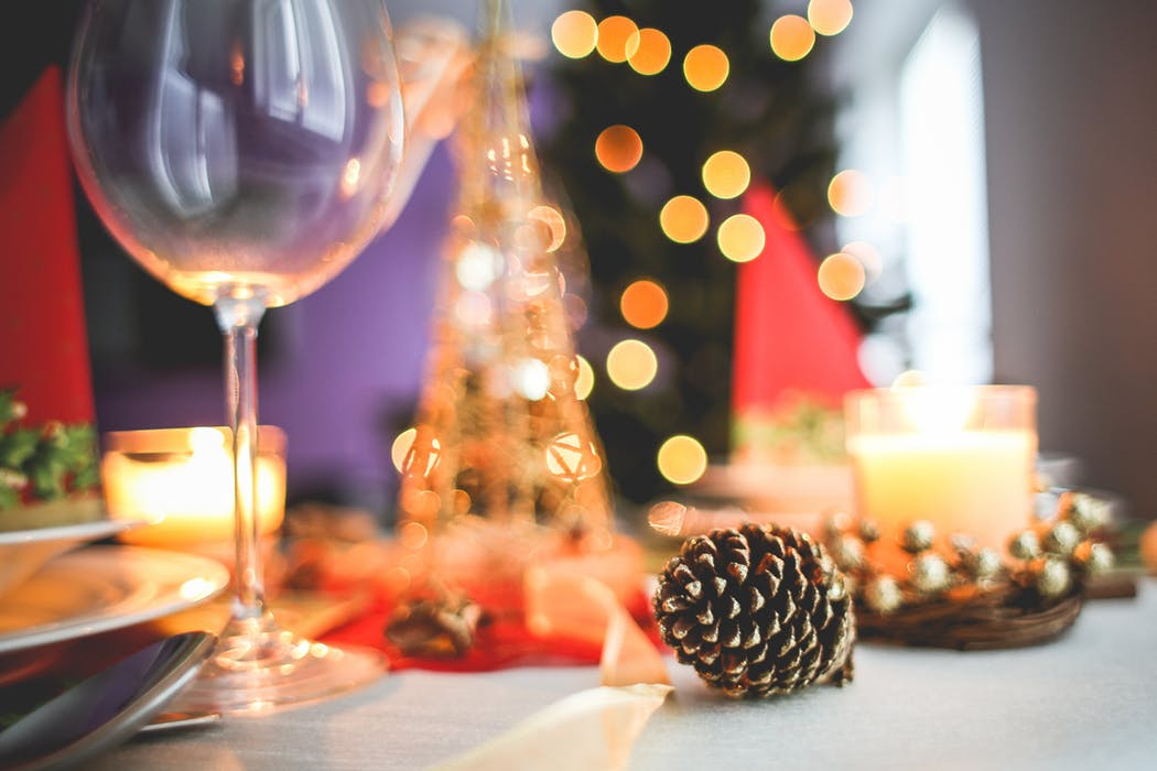 How To Indulge Without Overindulging This Festive Season